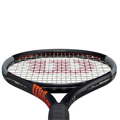 Wilson Burn 100ULS v4 Tennis Racket - Zoom2