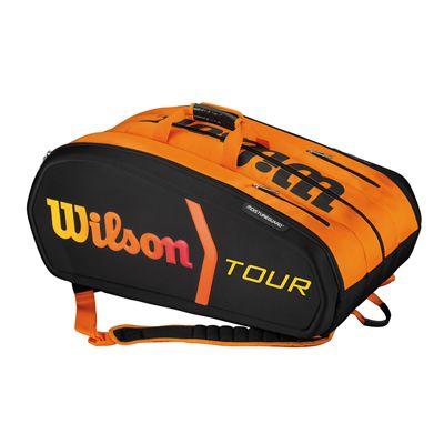 Wilson Burn 15 Racket Bag