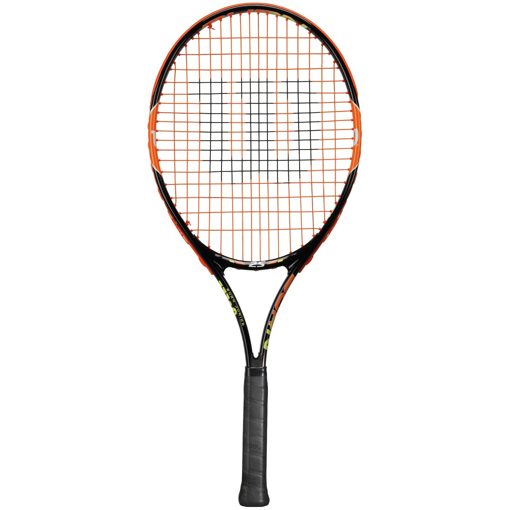 Wilson Burn 25 Junior Tennis Racket Sweatband Com