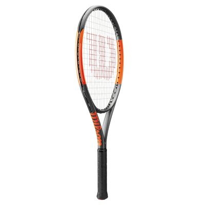 Wilson Burn 25 S Junior Tennis Racket SS17 - Side