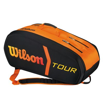 Wilson Burn 9 Racket Bag Image