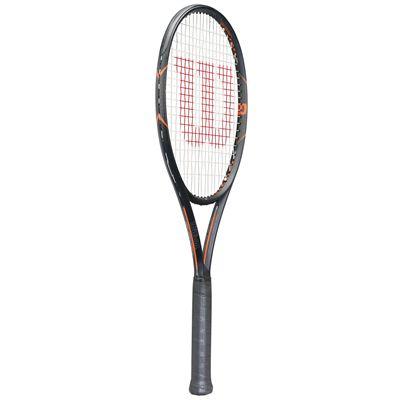 Wilson Burn FST 99 Tennis Racket - Side