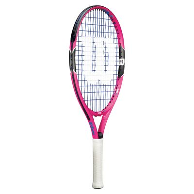 Wilson Burn Pink 21 Junior Tennis Rackets