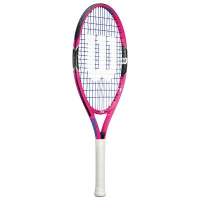 Wilson Burn Pink 23 Junior Tennis Racket