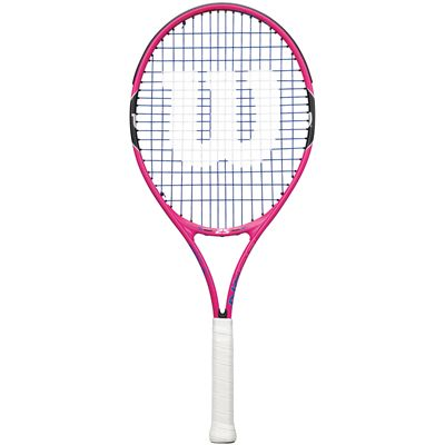 Wilson Burn Pink 25 Junior Tennis Racket