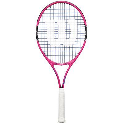 Wilson Burn Pink 25 Junior Tennis Racket