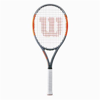 Wilson Burn Team 100 Lite Tennis Racket