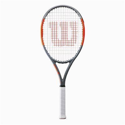 Wilson Burn Team 100 Tennis Racket