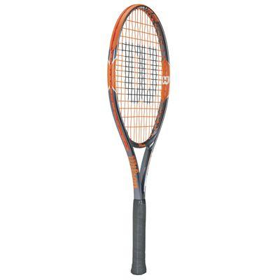 Wilson Burn Team 25 Junior Tennis Racket - Side