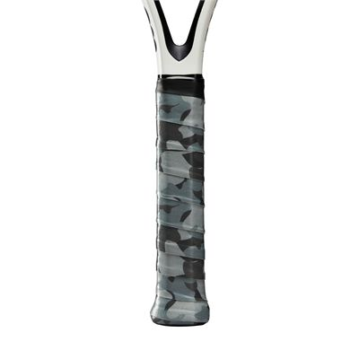Wilson Camo Overgrip - Pack of 3 - In Use