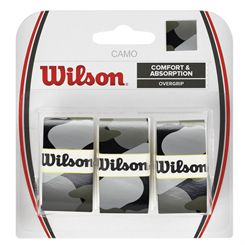 Wilson Camo Overgrip - Pack of 3