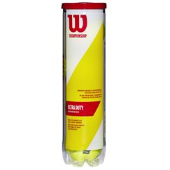 Wilson Championship Tennis Balls - Tube of 4