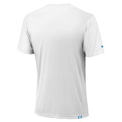 Wilson Claim Victory Crew Mens T-shirt - Back View