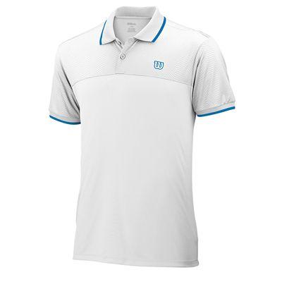 Wilson Claim Victory Mens Polo Shirt