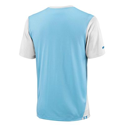 Wilson Claim Victory Mens V-Neck - Back View
