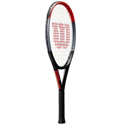 Wilson Clash 25 Junior Tennis Racket - Side