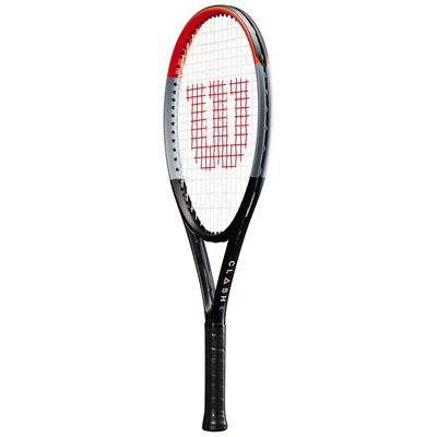 Wilson Clash 25 Junior Tennis Racket - Slant