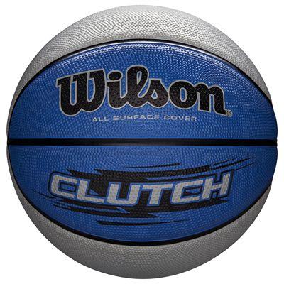 Wilson Clutch Basketball SS18 - Blue