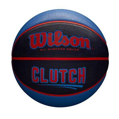 Wilson Clutch Basketball SS19 - Black/Blue