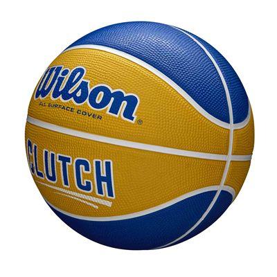 Wilson Clutch Basketball SS19 - Side