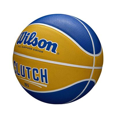 Wilson Clutch Basketball SS19 - size 6 Angled