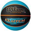 Wilson Clutch RBR Basketball-Blue and Black