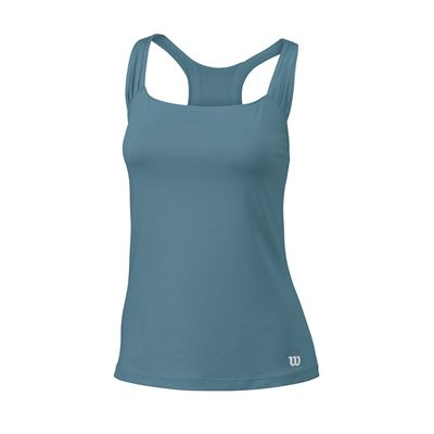 Wilson Core Classic Ladies Tank Top - Blue