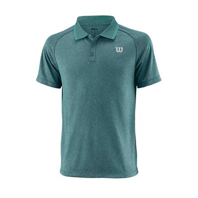 Wilson Core Mens Polo Shirt SS18 - Green