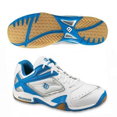 Wilson Court Elite 800 Mens Indoor Court Shoes 1