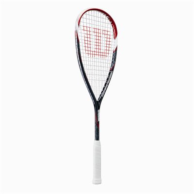 Wilson CS Muscle 160 Squash Racket SS17 - Angled