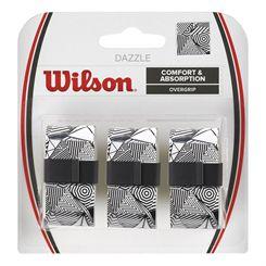 Wilson Dazzle Overgrip - Pack of 3