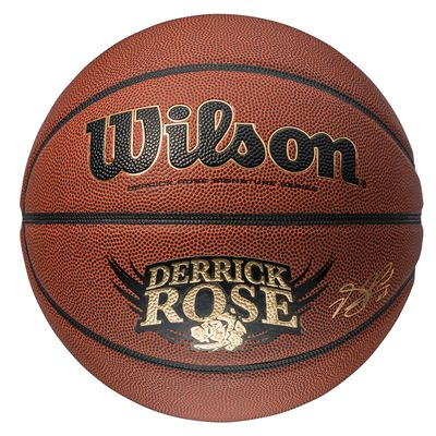 Wilson Derrick Rose Hero Basketball