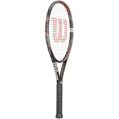 Wilson Drone Tour 100 Tennis Racket-Angle