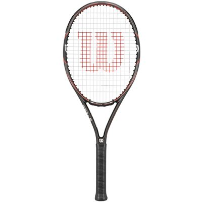 Wilson Drone Tour 100 Tennis Racket-Front