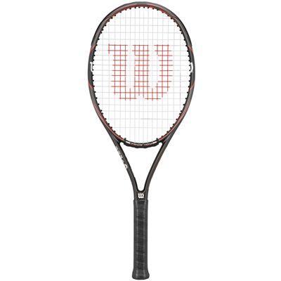 Wilson Drone Tour 100 Tennis Racket-Front