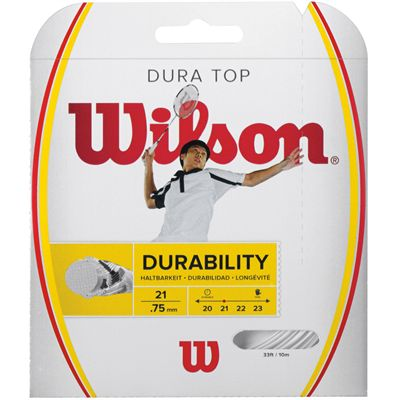 Wilson Duramax Top Badminton String Set