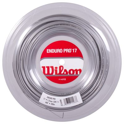 Wilson Enduro Pro 17 Tennis String  Technology