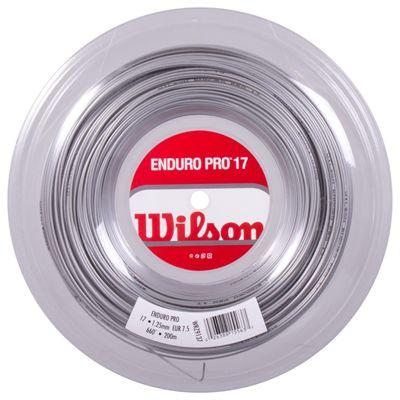 Wilson Enduro Pro 17 Tennis String  Technology