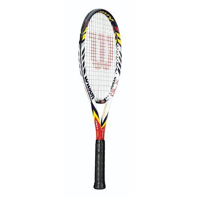 Wilson Envy BLX Tennis Racket Side