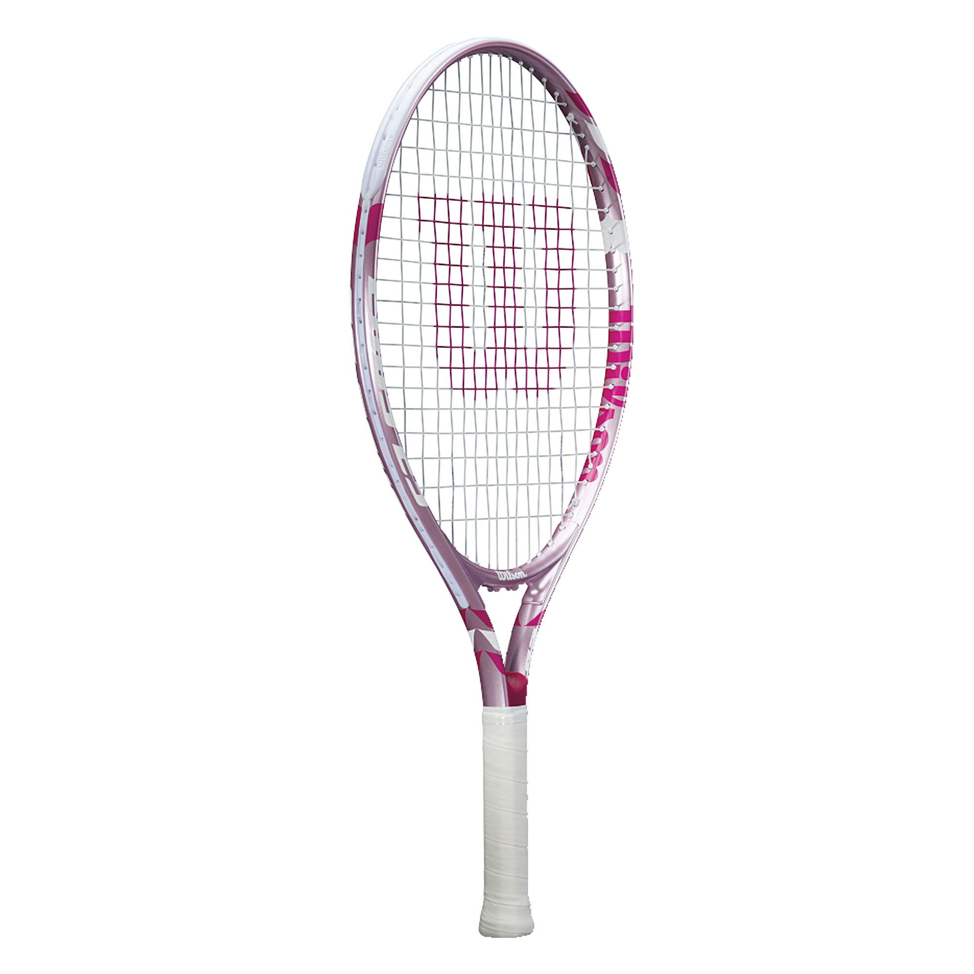 Wilson Envy Junior Pink 23 Tennis Racket - Sweatband.com