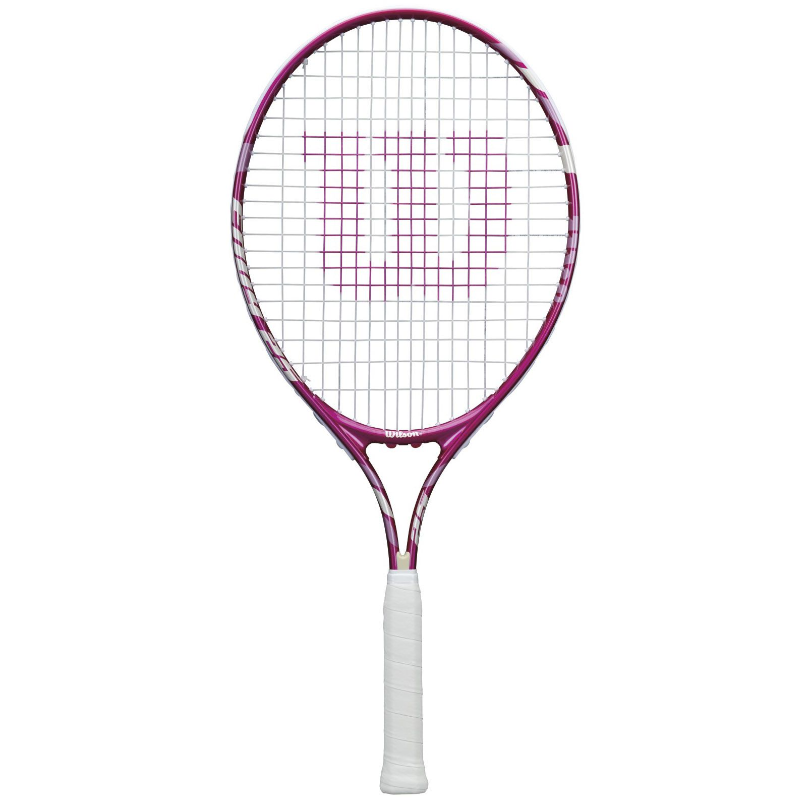 Wilson Envy Junior Pink 25 Tennis Racket - Sweatband.com