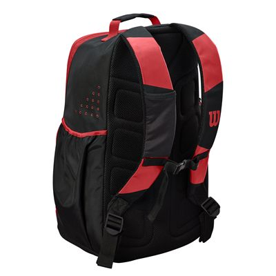 Wilson Evolution Backpack - Black - Back