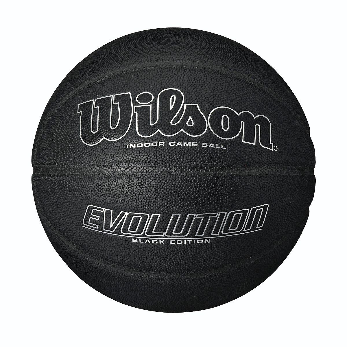 Wilson Evolution Black Edition Basketball - Sweatband.com