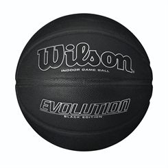 Wilson Evolution Black Edition Basketball