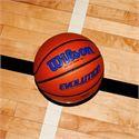 Wilson Evolution Game Basketball - Royal Lifestyle3