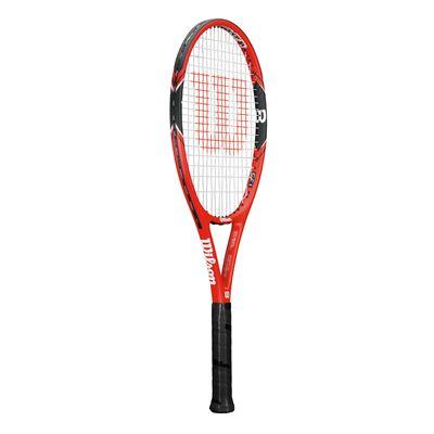 Wilson Federer 100 Tennis Racket SS15 - side
