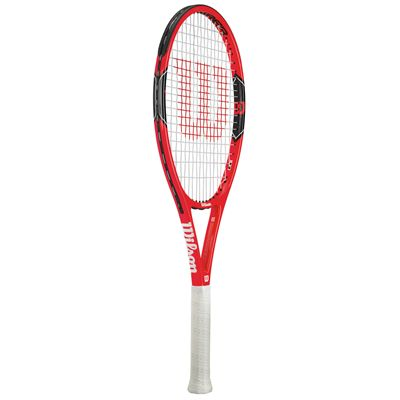 Wilson Federer 100 Tennis Racket - Side