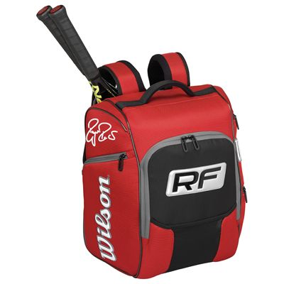 Wilson Federer Elite Backpack With Rackets