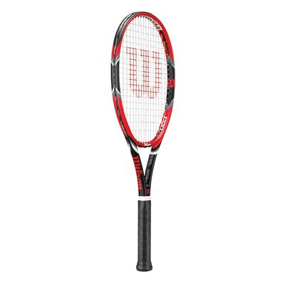 Wilson Federer Team 105 Tennis Racket SS15 - side