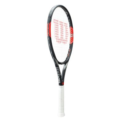Wilson Federer Team 105 Tennis Racket SS17-side